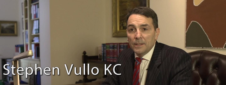 Stephen Vullo - Top Criminal Barrister